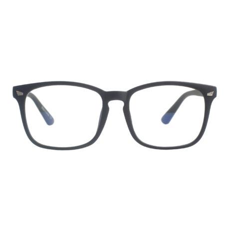 Classic Black Matte Glass Frame
