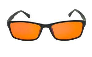 Orange lenses Eye Protection Glasses